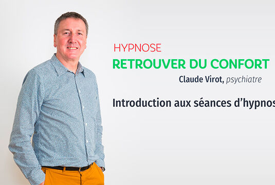 Video hypnose Claude Virot